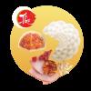 Bánh Dẻo Jambon Lạp Xưởng_0 Trứng - Miền Bắc