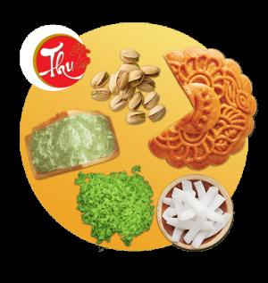 Bánh Cốm Dừa Hạt Dẻ (ĐB)